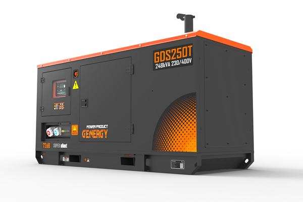 GDS250T Diesel Generator