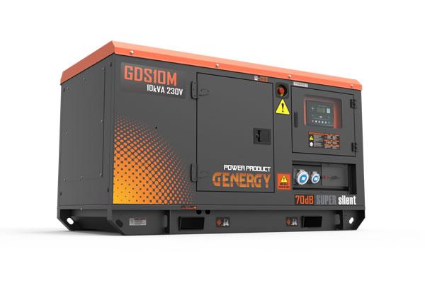 Generador GDS10M Diesel
