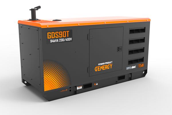 Generador Diesel GDS90T (4)