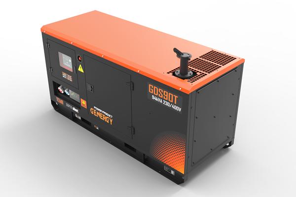 Generador Diesel GDS90T (7)