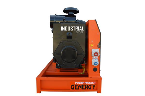 Genergy Open Diesel Generator