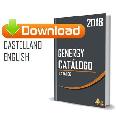 Electric Generators Catalog