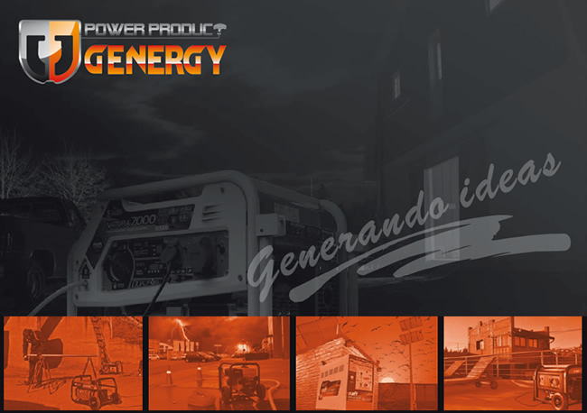 Generators and Machinery Catalog