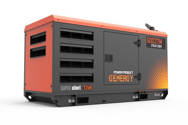 Soundproof Diesel Power Unit GDS27M