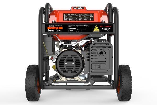 7000W SOL Mulhacen Auto Start Generator