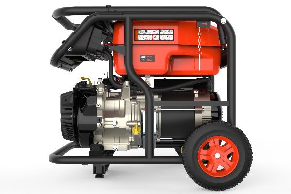 5500W Aneto Portable Electric Generator