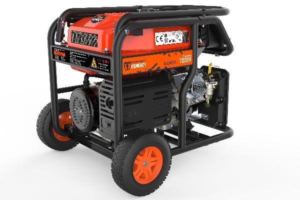 7000W Mulhacen Generator