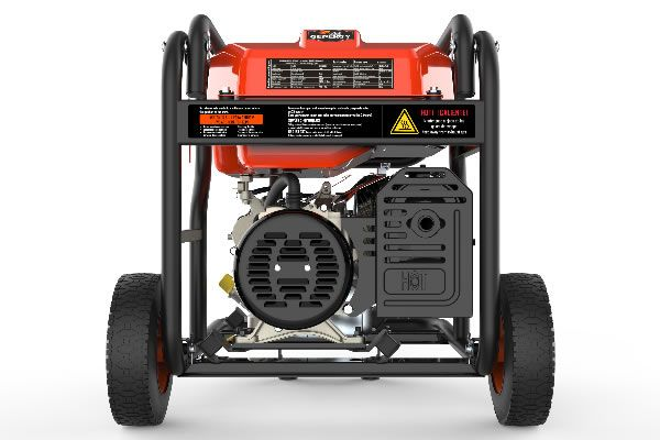 7000W Mulhacen Portable Electric Generator
