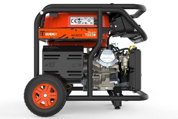 7000W Mulhacen Gasoline Generator