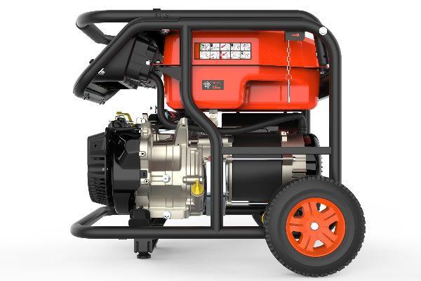 7000W Mulhacen Genergy Generator