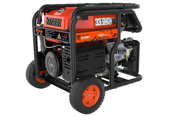 7000W ATS Mulhacen Generator