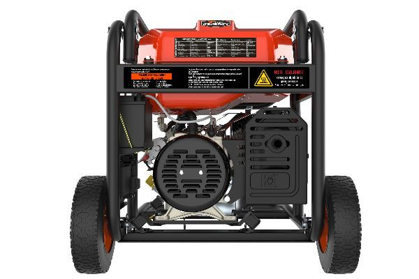7000W ATS Mulhacen Emergency Generator