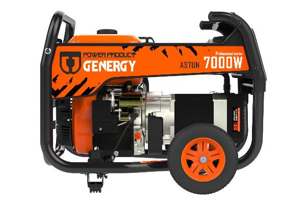 Astún 7000W Professional Generator
