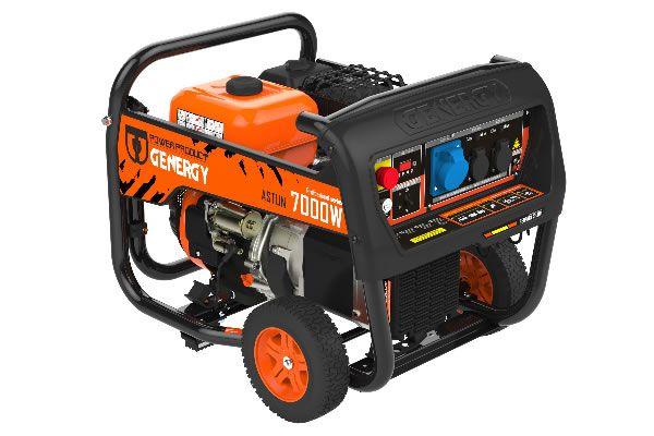 Astún 7000W Portable Professional Generator