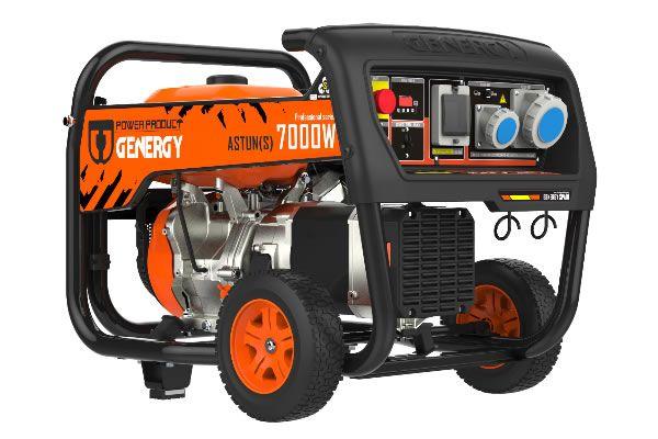 Astun-S 7000W Electric Generator