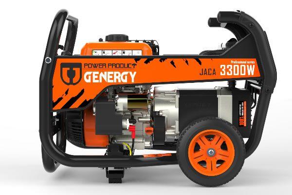 Jaca 3300W Professional Generator