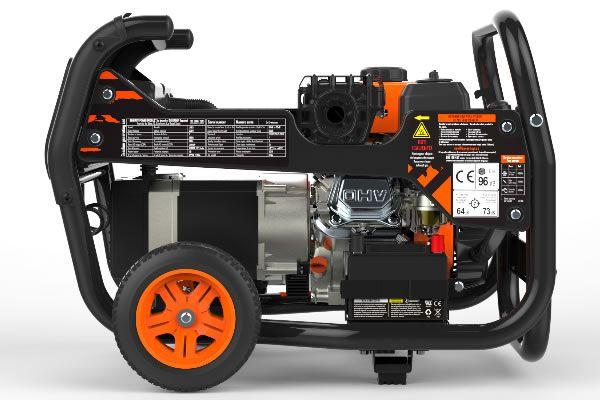 Jaca 3300W Gasoline Generator