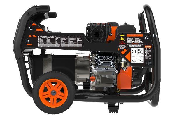 Jaca-S 3300W Gasoline Generator