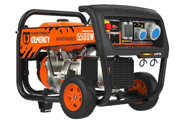 Navacerrada-S 5500W Electric Generator