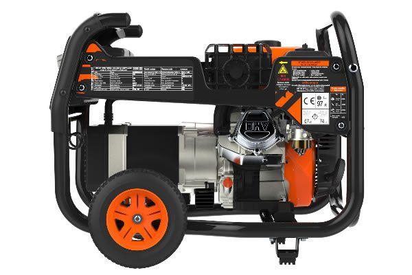 Navacerrada-S 5500W Gasoline Generator