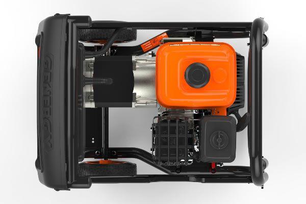 Panticosa 4000W Portable Generator