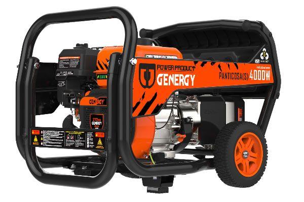 Panticosa-S 4000W Professional Generator