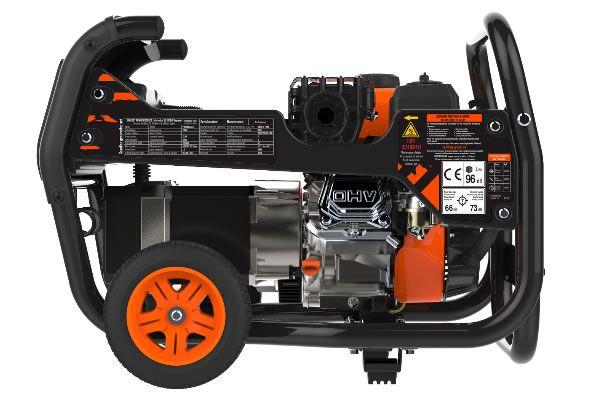 Panticosa-S 4000W Portable Generator