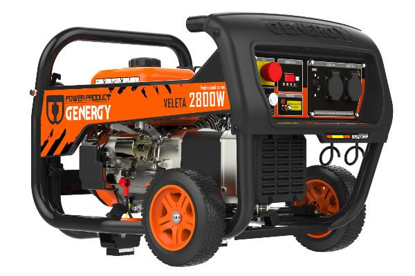 Veleta 2800W Electric Generator