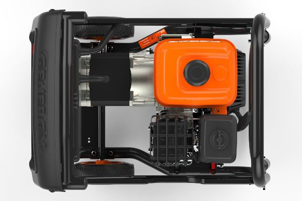 Veleta 2800W Professional Gasoline Generator