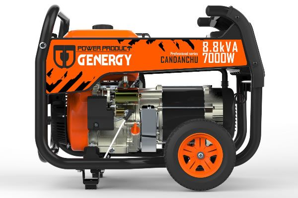 Candanchu 7000W Three-Phase Gasoline Generator
