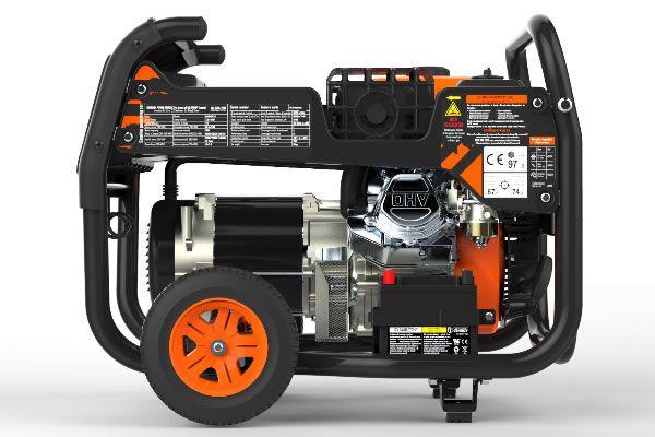 Candanchu 7000W Three-Phase Portable Generator