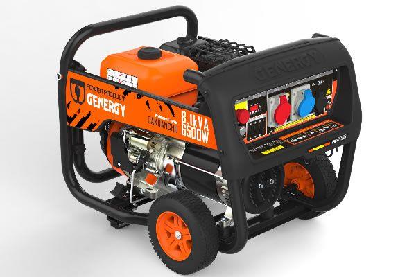Candanchu 7000W 3-Phase Generator
