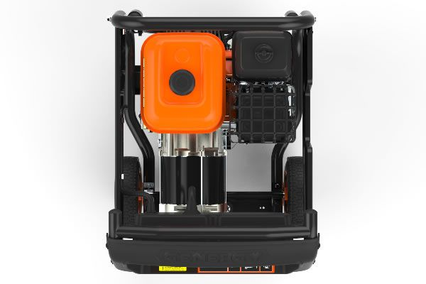 Candanchu 7000W 3-Phase Portable Generator