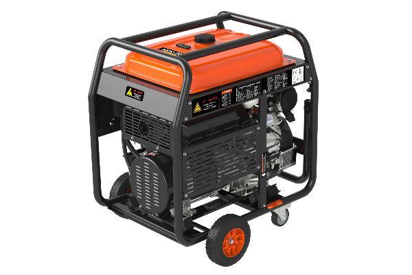 Izoard-S 15KW Gasoline Three-Phase Electric Generator