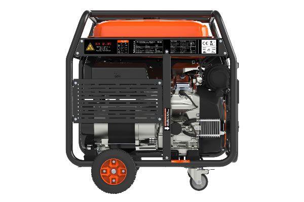 Izoard-S 15KW Three-Phase Electric Generator