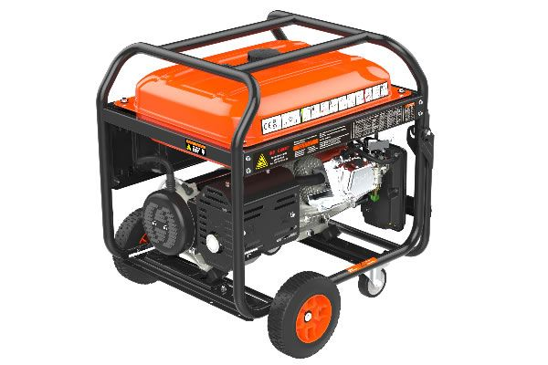 Somport-S 9200W Three-Phase Electric Generator
