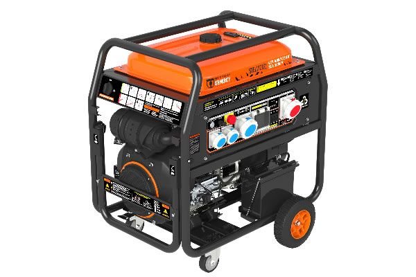 Stelvio-S 18KW Three-Phase Generator