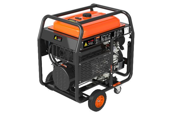 Stelvio-S 18KW Three-Phase Electric Generator