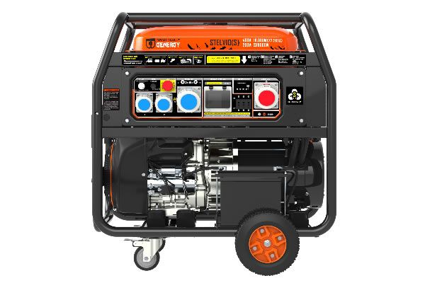Stelvio-S 18KW Three-Phase Genergy Generator
