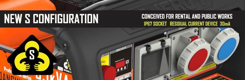 S Configuration Generator