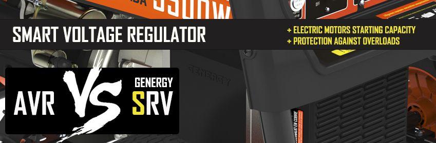 SRV Generator