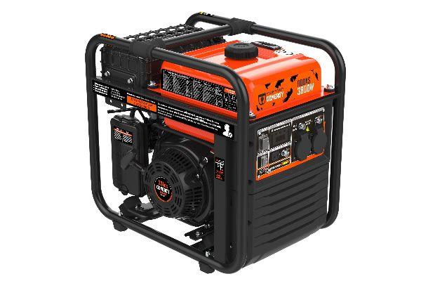 Rodas 3800W Open Frame Inverter Generator
