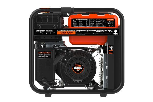 Rodas 3800W Portable Inverter Generator