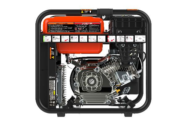 Rodas 3800W Genergy Inverter Generator