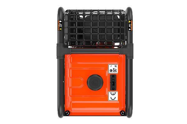 Rodas 3800W Inverter Generator