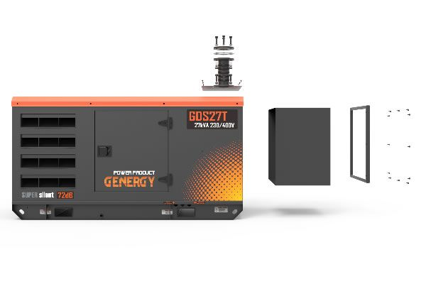 Room Kit Electric Generator