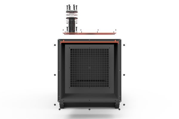 Room Kit Diesel Generator