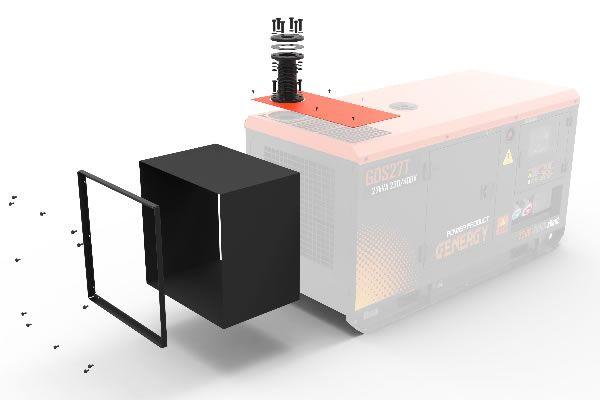 Room Kit Soundproof Generator