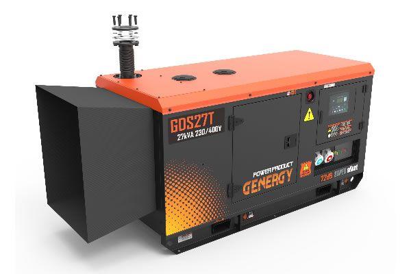 Room Kit Soundproof Diesel Generator
