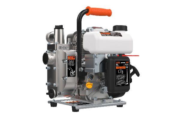 Cidacos III Motor Pump